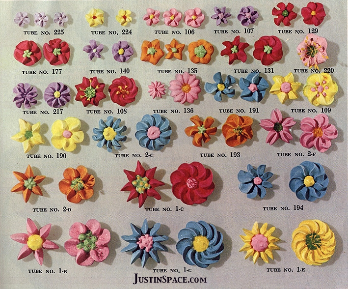 Wilton Cake Decorating Making Flowers : JustinSpace: Screenpaper - Computer Desktop Wallpaper